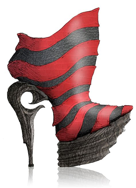 Unique And Different Shoes By Alexander Mcqueen   TrendyOutLook.Com