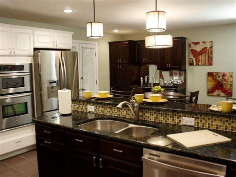 Kitchen Remodel Granite Countertops by Granite Countertops Hgtv