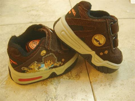 brown infant shoes buster brown size infant 1 sneakers brown diego animal