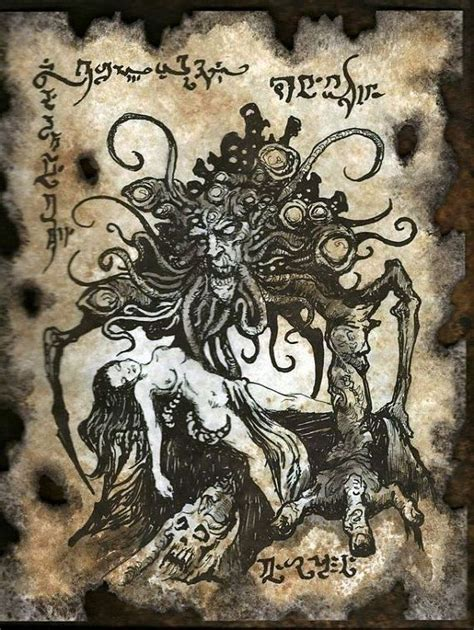 book of demons names and pictures necronomicon demons pictures to pin on pinsdaddy