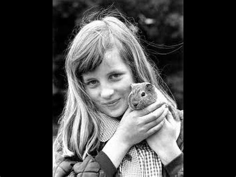 princess diana s children diana spencer lady diana as a child youtube