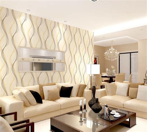 wallpaper dinding ruang tamu unik wallpaper dinding