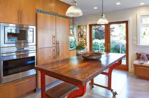 Industrial Style Kitchen Islands Mobile Kitchen Islands Ideas And Inspirations