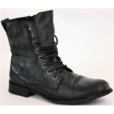 mens combat boots externally but internally soft men s boots