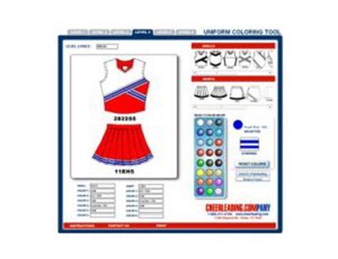 jersey design tool where to buy custom cheerleading uniforms lovetoknow