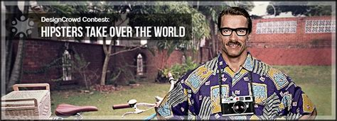 designcrowd contest best of designcrowd contests hipsters take over the world
