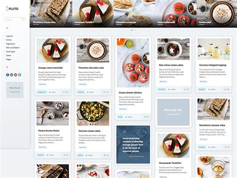 pinterest layout with css 15 best masonry grid pinterest style wordpress themes