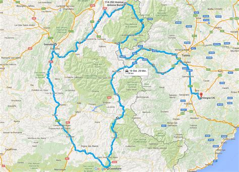 Motorradtour Route by Route Napoleon Karte Un Peu D Histoire Sur La Route