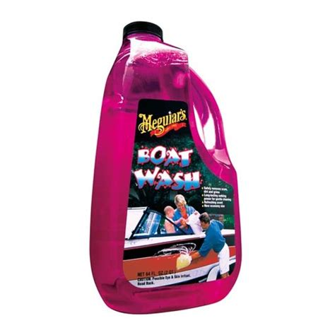 boat wash products meguiar s boat wash soap