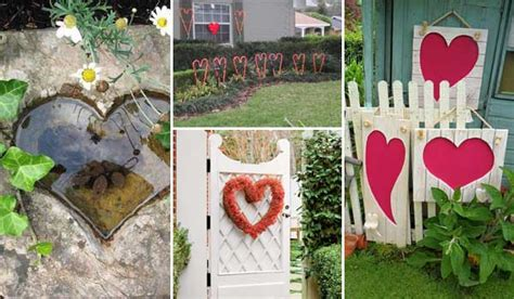 s day outdoor decorations outdoor decorating ideas with hearts for this valentines
