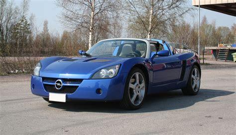 Opel Speedster by Opel Speedster Junglekey De Bilder