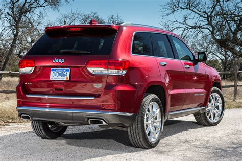 jeep summit 2015 2014 jeep grand cherokee reviews and rating motor trend