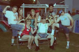 my white trash trailer park 40th birthday