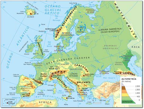 geografia ruta 3 europa