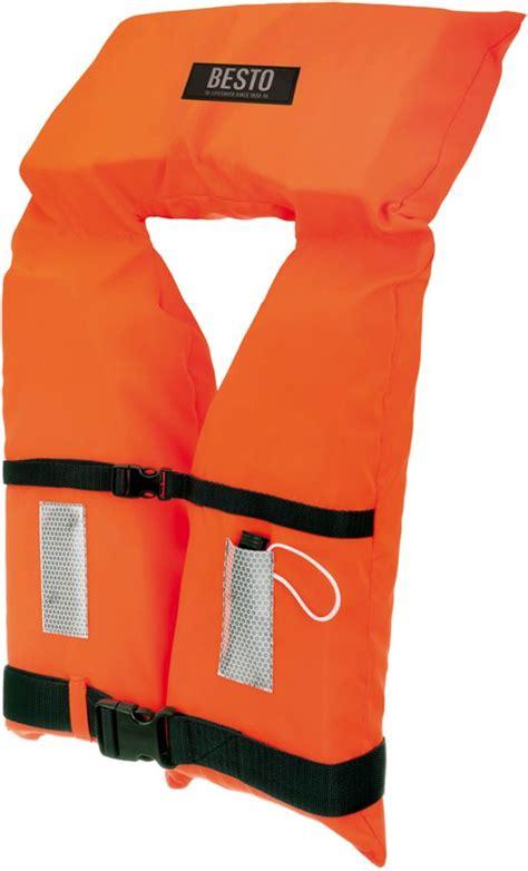 zwemvest voor volwassenen bol besto motorbootvest mb reddingsvest 100n