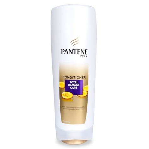 Pantene Shoo Total Damage Care 750ml pantene pro v smooth and silky made in 335ml bottle