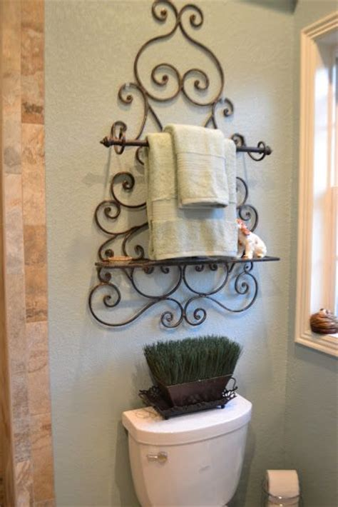 tuscan bath towel rack kristen s creations part 2 of my aunt and uncle s beautiful home home sweet home pinterest