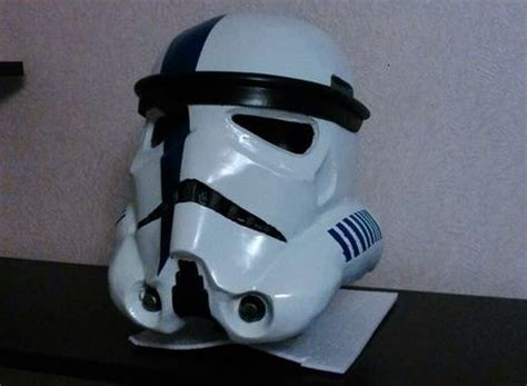 Papercraft Stormtrooper Helmet - wars episode iv a new size stormtrooper