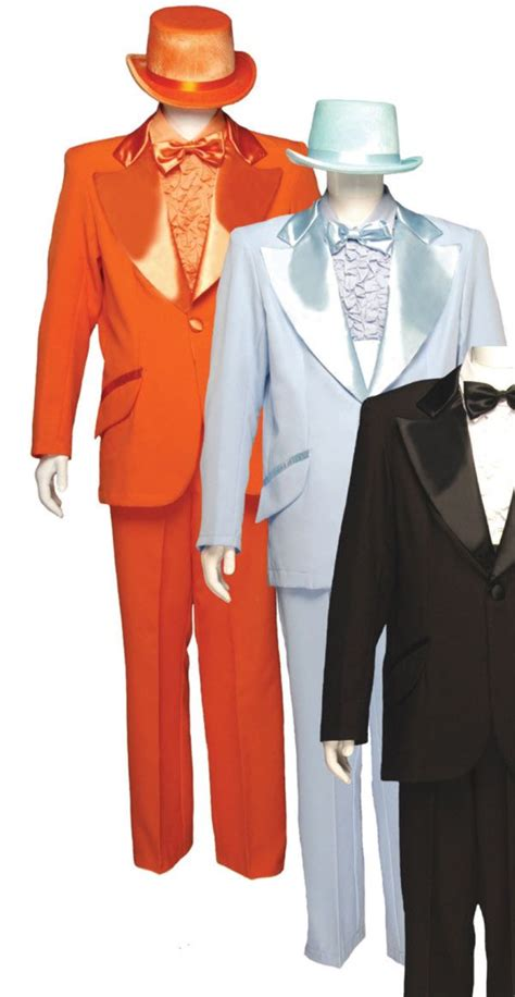 colored tuxedos colored prom tuxedos orange blue pink
