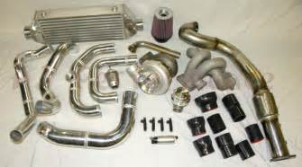 ajp turbo kit for the honda civic si doubles your power