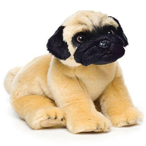 large stuffed pug nat jules plush pug large boscov s