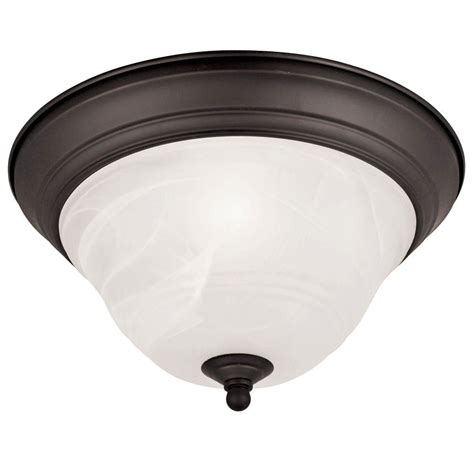 Westinghouse Wensley 1 Light Oil Rubbed Bronze Ceiling Bronze Ceiling Light Fixture