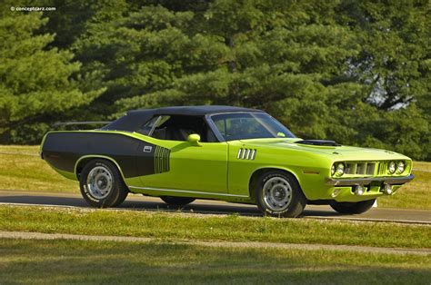plymouth car images 1971 plymouth barracuda pictures history value research