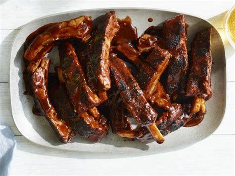 best ribs recipe best barbecue ribs recipe food network