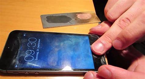 iphone  touch id bypassed easily  fake fingerprint soyacincaucomsoyacincaucom