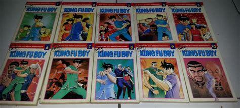 Komik Seri Kungfu Boy Legends Takeshi Maekawa 1 5 komik paling hits era 90an mana favoritmu boombastis portal berita unik viral aneh