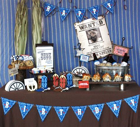 western birthday party ideas adults home party ideas wild west cowboy birthday party gueat feature
