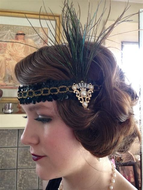 great gatsby prom hair great gatsby prom hair hair pinterest