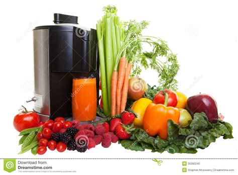Fruits And Vegetables For Juicing Detox by Juicing Stock Photo Image 35392240