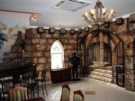 Murals On The Wall 3d Wall Murals Painting31 Perfect Buildings Blog