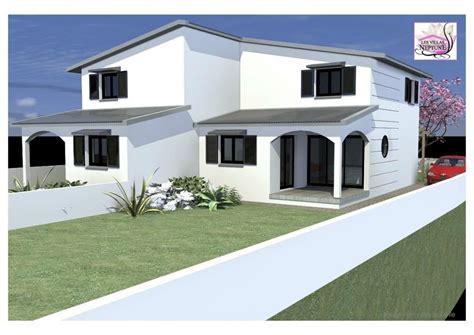 Prix Construction Maison M2 631 by Constructeur Villa Ile De La R 233 Union Les Villas Neptune