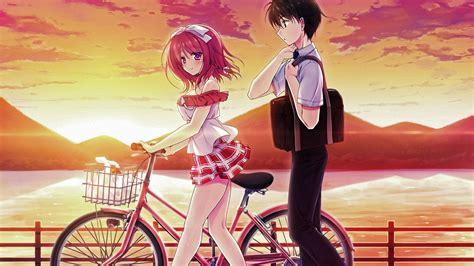 imagenes de anime love kiss anime love full hd fondo de pantalla and fondo de