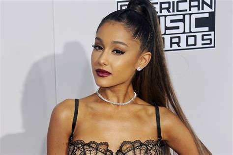 ariana grande feels sick and objectified after mac