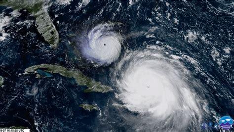 hurricane irma size hurricane irma size comparison with hurricane andrew