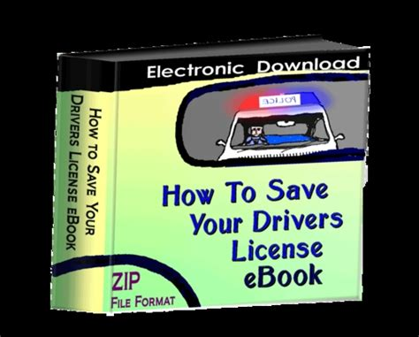 ebook format zip how to save your driving license ebook download educational