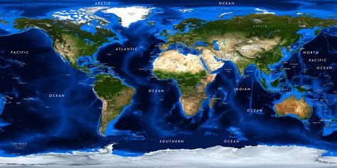 world map with country name satellite world topography bathymetry world satellite image map