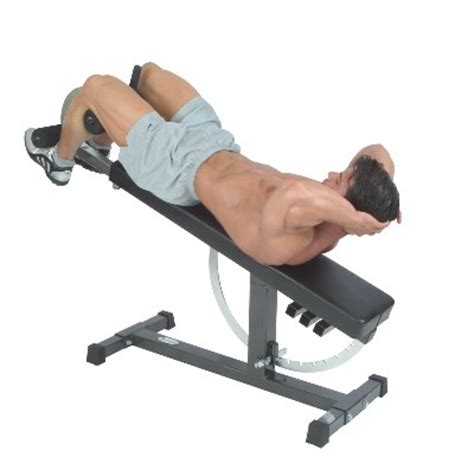 crunch on bench ironmaster super bench review