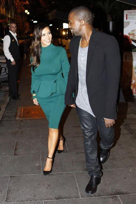 Kanye West Wears Rick Owens Wool Blazer In Italy Upscalehype