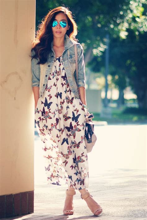 Minibags Are So Easy To Wear Lifestyle Magazine 3 by Summer Dress Butterfly Print Hallie Daily