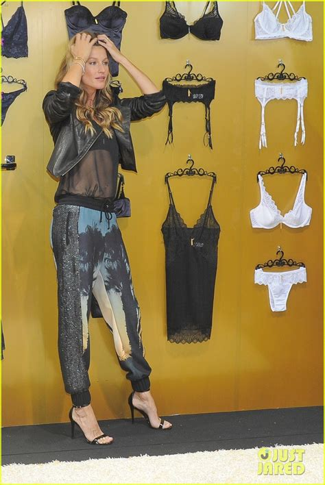 Gisele Bundchen To Launch A Line by Gisele Bundchen Launches New Line In Brazil