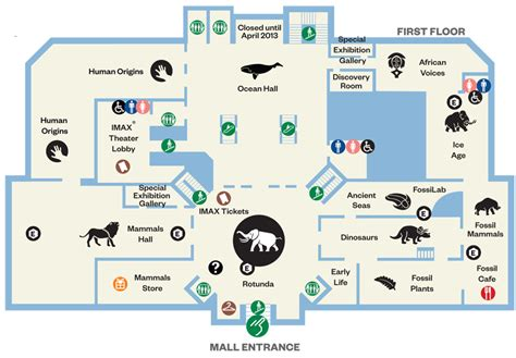 smithsonian floor plan smithsonian museums natural history american history
