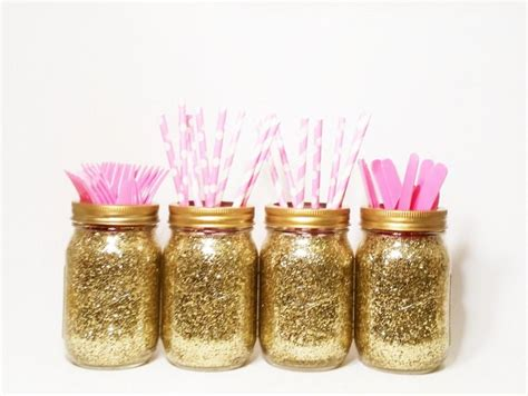 candle centerpieces for baby shower jar centerpieces gold wedding decor baby shower