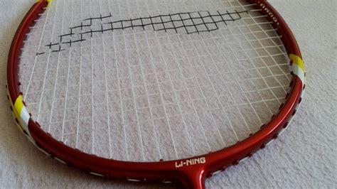 Raket Li Ning N55 Ii li ning n55 1 brand new badmintoncentral