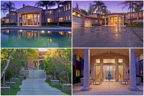 dwayne the rock johnson house address dwayne johnson aka the rock house full lowdown on wwe