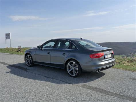 Audi A4 B8 Grau by Audi4ever A4e Blog Detail Tomsc79 Erste Ausfahrt