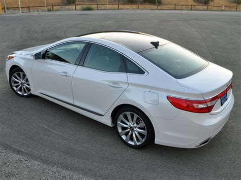 hyundai azera limited 2014 2014 hyundai azera review and spin autobytel